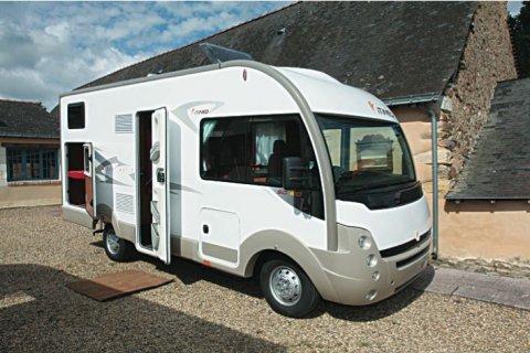 camping car integral itineo ld 610
