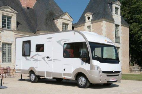 camping car integral itineo