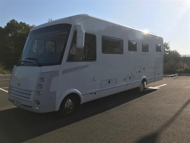 camping car integral iveco