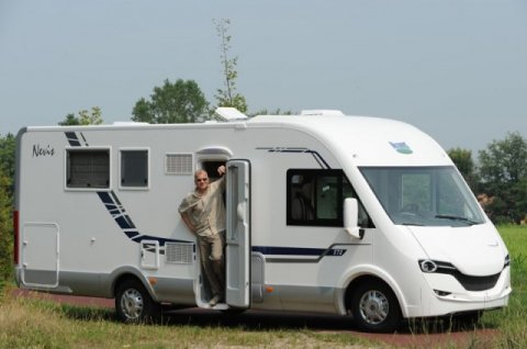camping car integral mc louis nevis 872 occasion