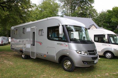 camping car integral mercedes d'occasion