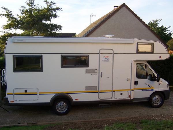 camping car integral neuf 6 places carte grise