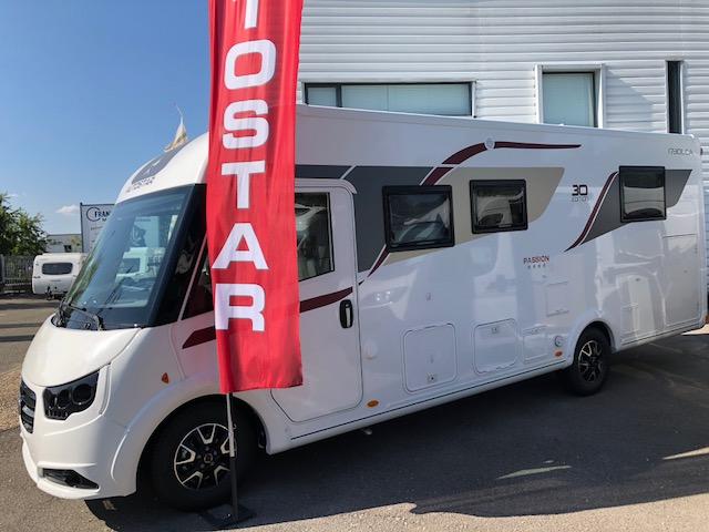 camping car integral neuf autostar