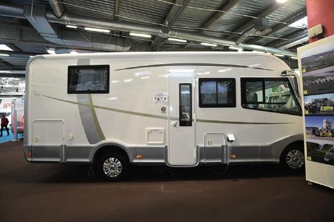 camping car integral notin type i-progress vigo