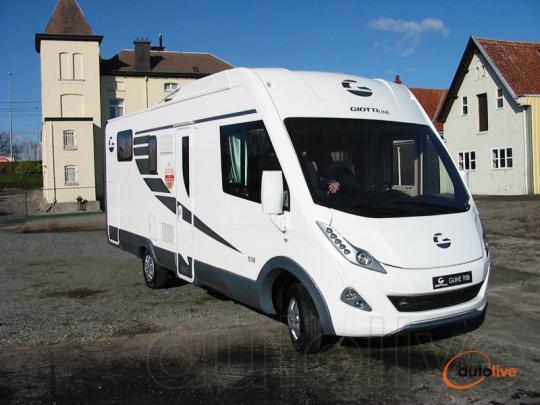 camping car integral occasion belgique