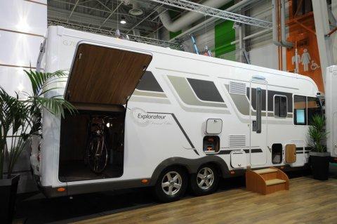 camping car integral pilote explorateur g 782 lg