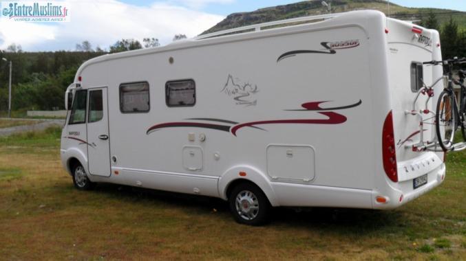 camping car integral rapido 9095 df