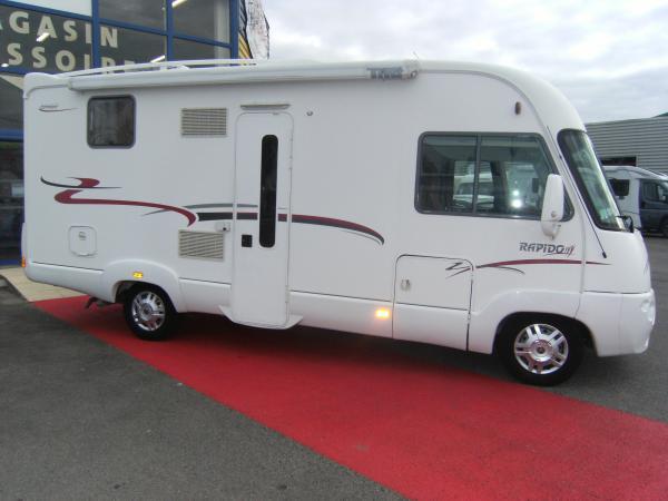 camping car integral rapido 946 f