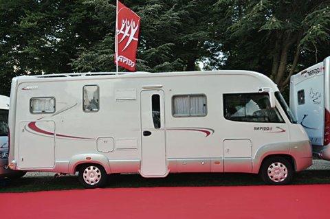 camping car integral rapido 997 m