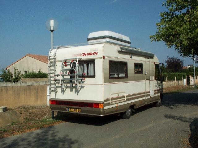 camping car j5 integral
