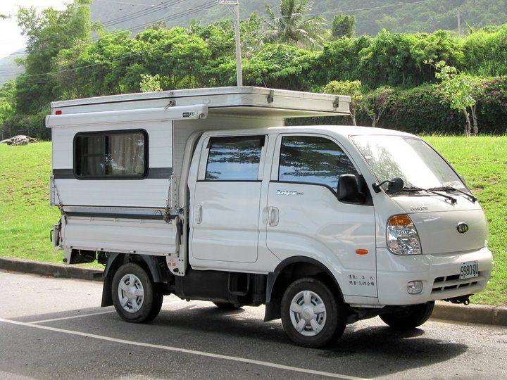 camping car kia
