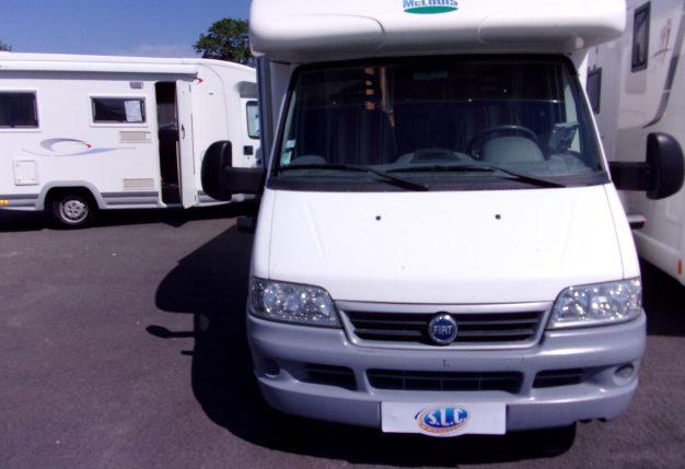 camping car mc louis integral nevis 878 yearling