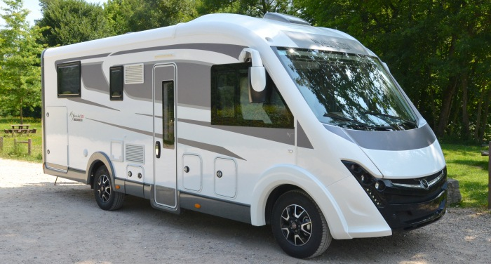 camping car mobilvetta integral 2017