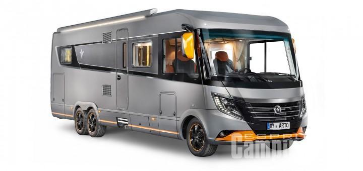 camping car niesmann bischoff