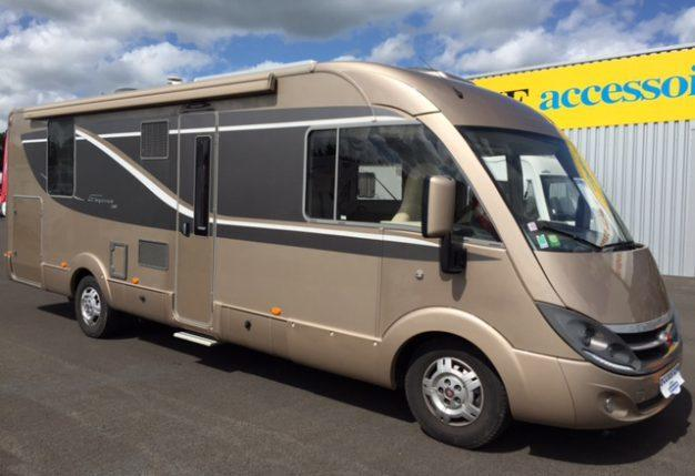 camping car occasion nice