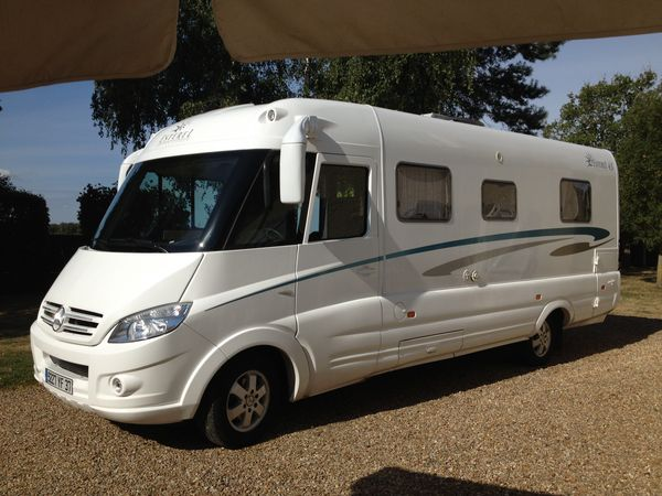 camping car occasion particulier