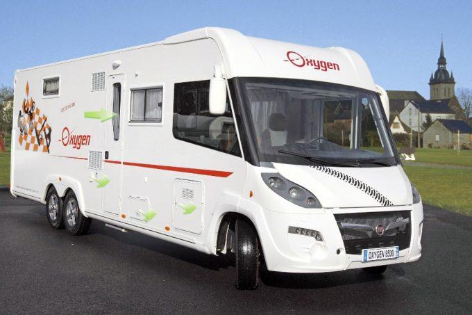 camping car oxygene