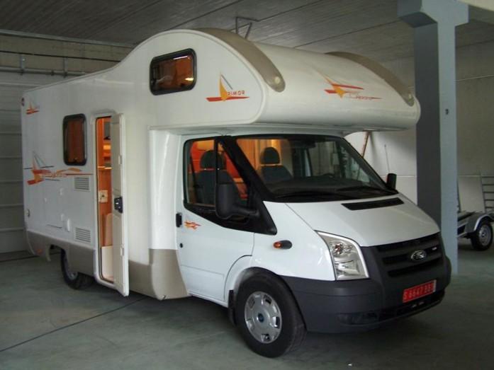 camping car rimor