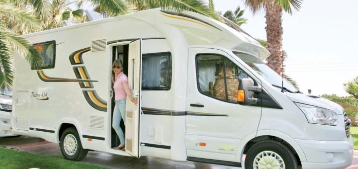 camping car tessoro