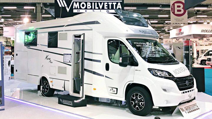 camping car ultra compact 2019