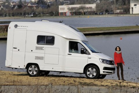 camping car ultra compact occasion
