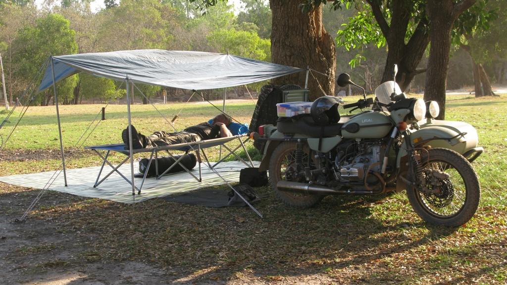 camping car ural
