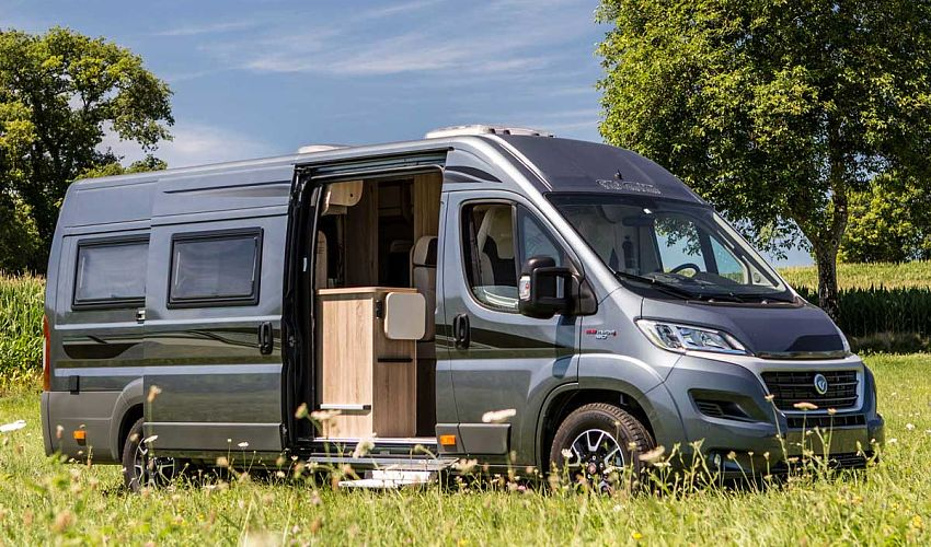 camping car van 2018