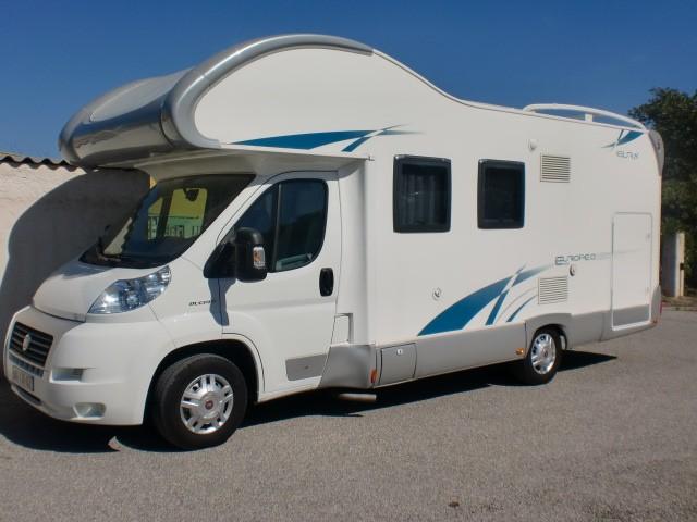 camping car var