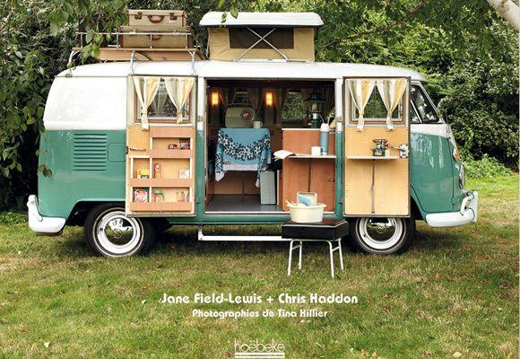 camping car vintage