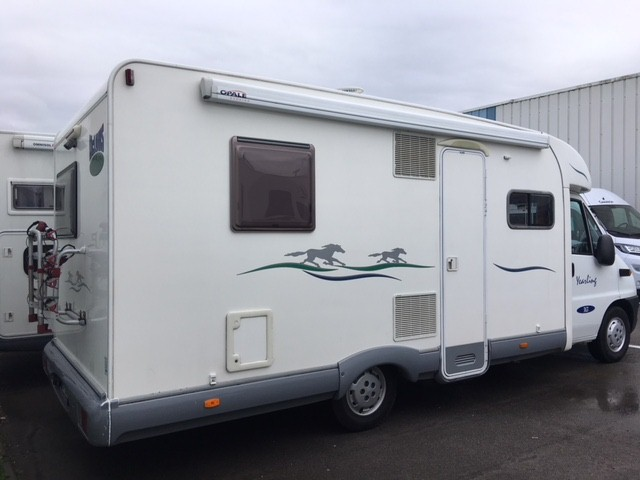 camping car yearling occasion