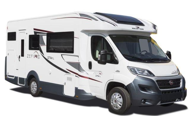 camping car zefiro 274 tl