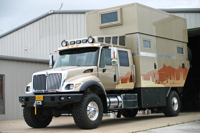 camping car zetros