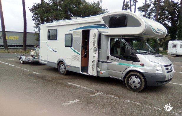 location camping car 19