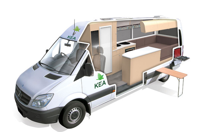 location camping car 2 personnes particulier