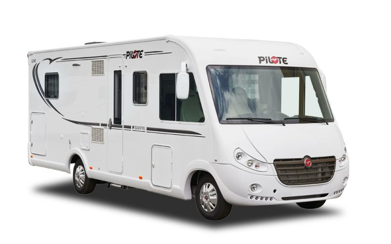 location camping car 2 places