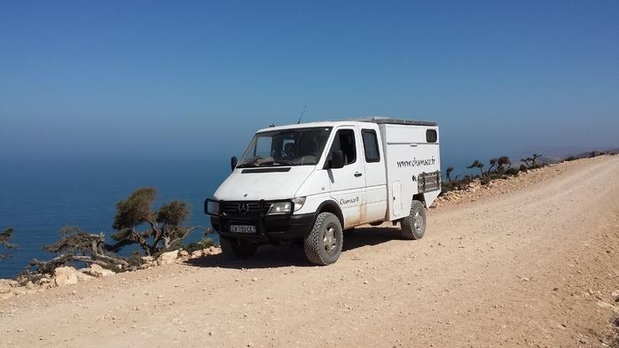 location camping car 4x4