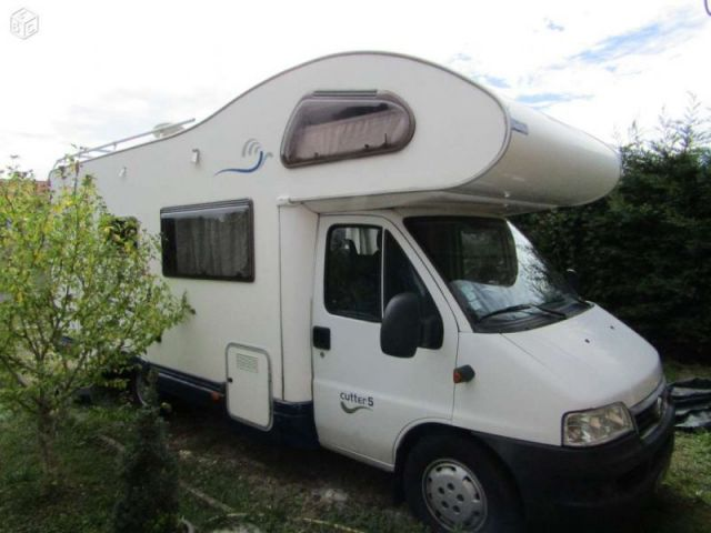 location camping car 5 jours