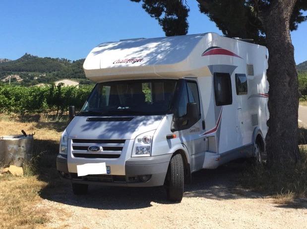 location camping car 52