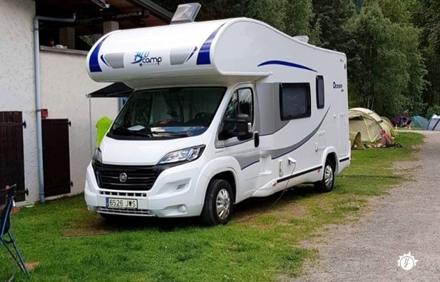 location camping car 54