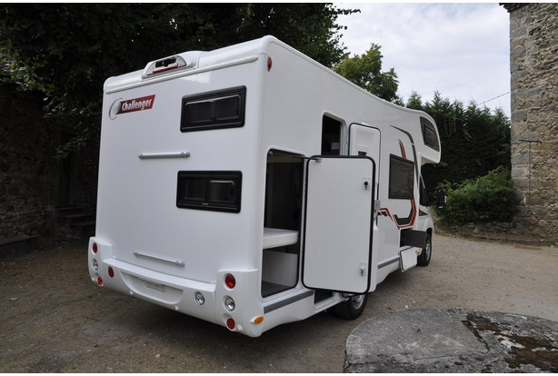 location camping car 6 personnes rennes