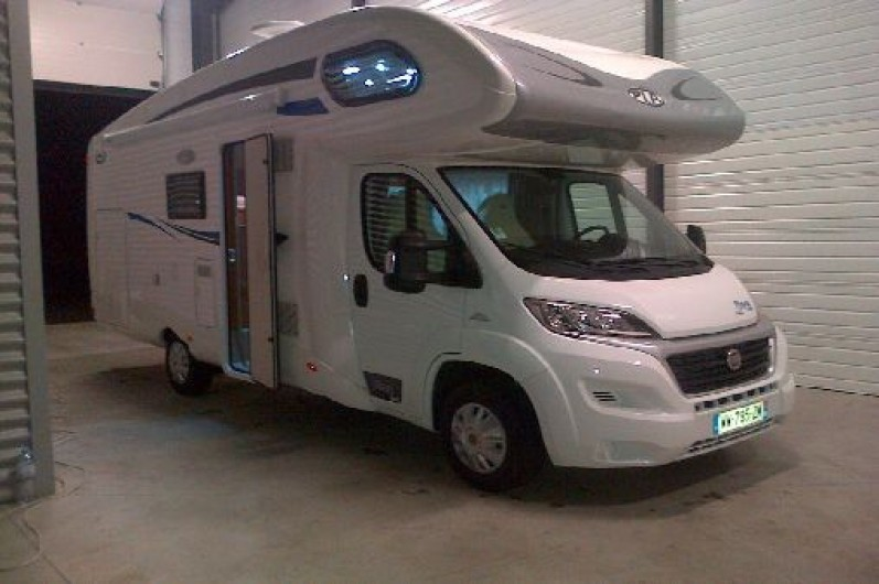 location camping car 6 place