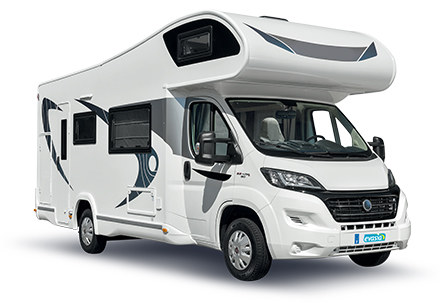 location camping car 7 places