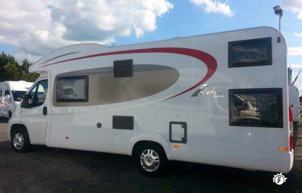 location camping car 72000