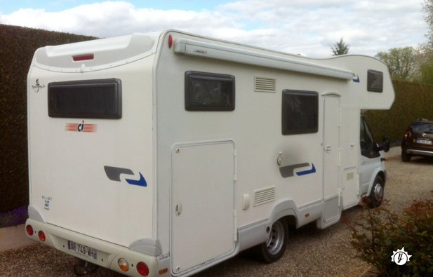 location camping car 79000