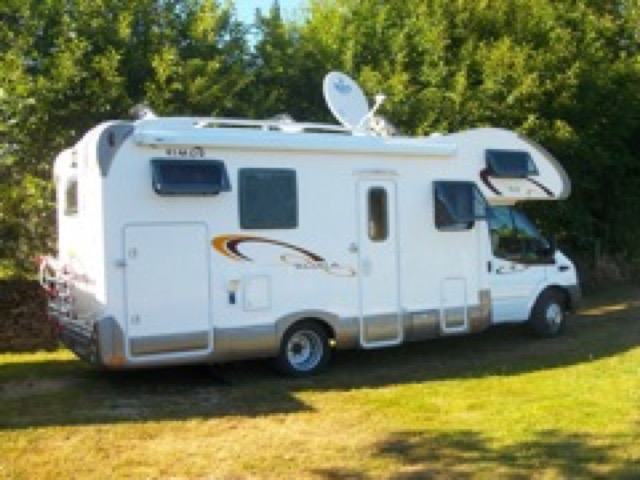 location camping car 81