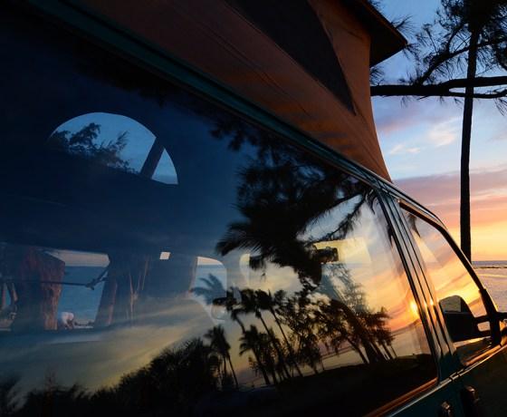 location camping car 974