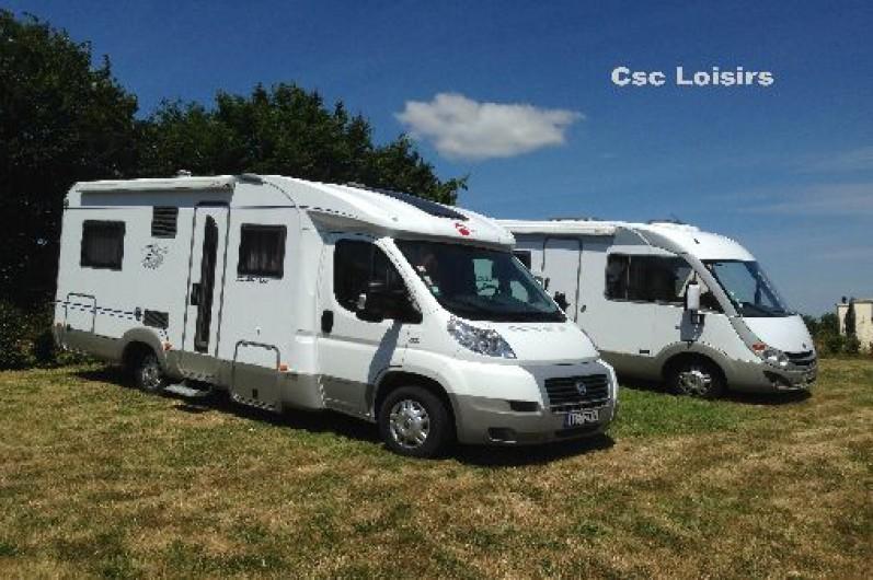 location camping car a caen
