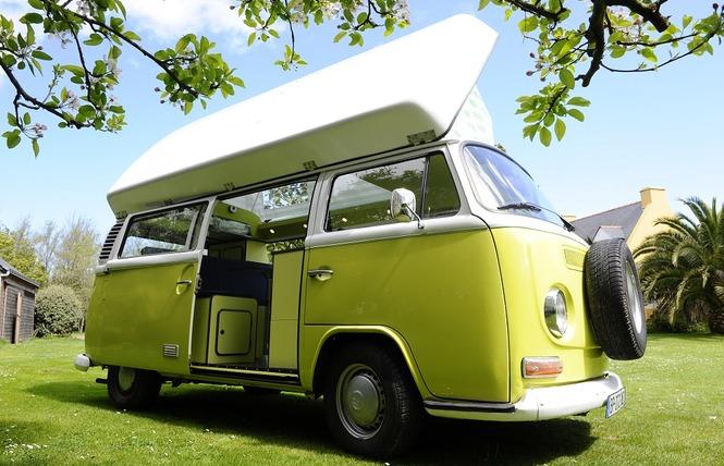 location camping car belle ile en mer