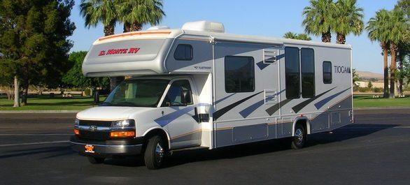 location camping car boston