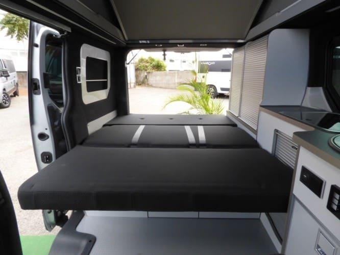 location camping car corse
